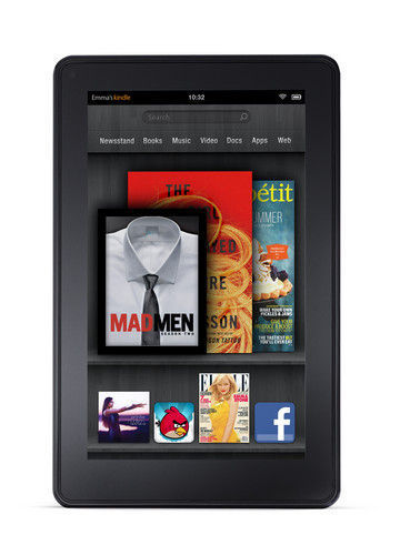 亚马逊Kindle Fire平板电脑预定火爆